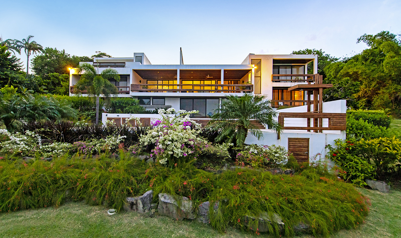 Contemporary designed property in Grenada